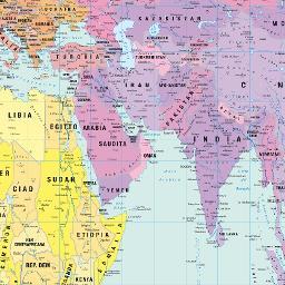 Cartina Mondo Online.Home Unimondo Atlante On Line