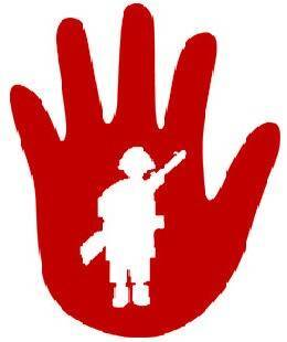 coalition to stop the use of child soldiers logo images