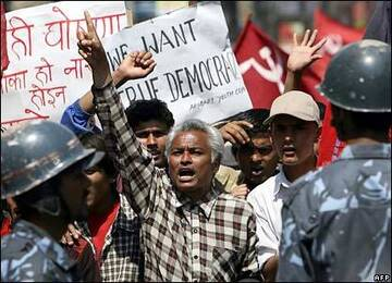 democracy in nepal In part this unreliability is because the outside world simply could not understand nepal after democracy was won in 1990 it has been difficult enough for nepalis to clarify this chaotic period even to ourselves.