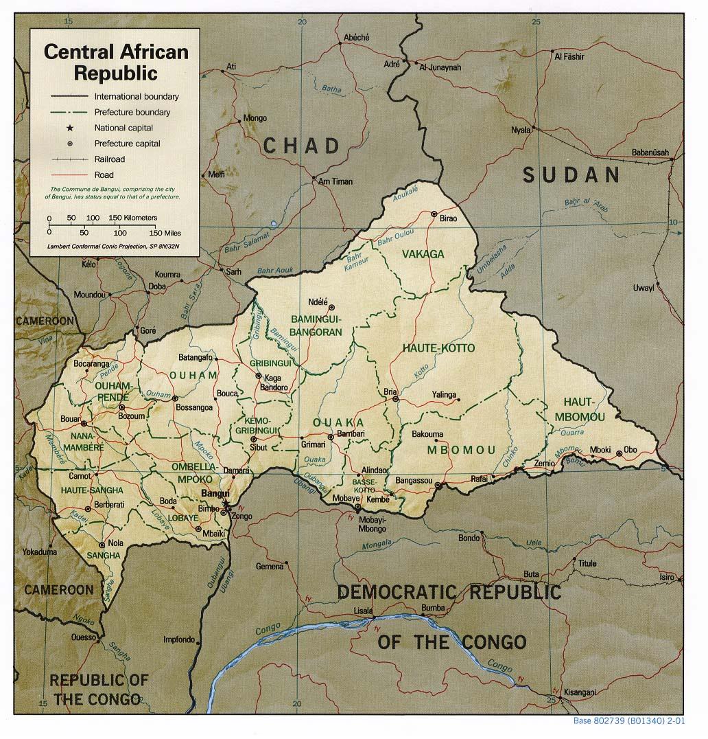 Repubblica centrafricana africa centrale africa for Repubblica politica