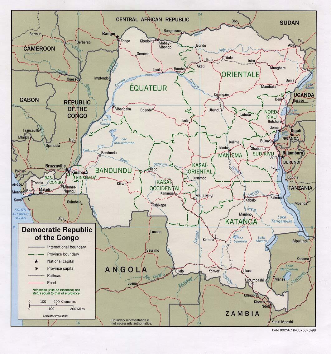 Repubblica democratica del congo africa centrale for Banana republic torino