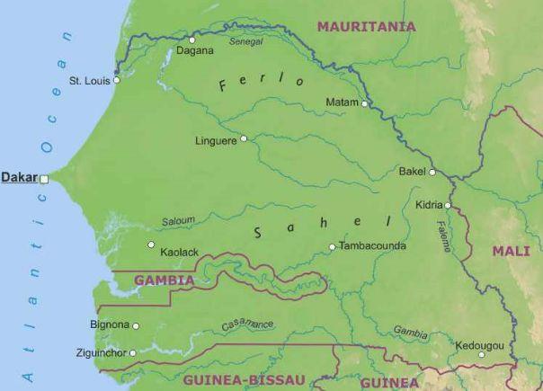 Cartina Fisica Senegal.Senegal Africa Occidentale Africa Paesi Home Unimondo
