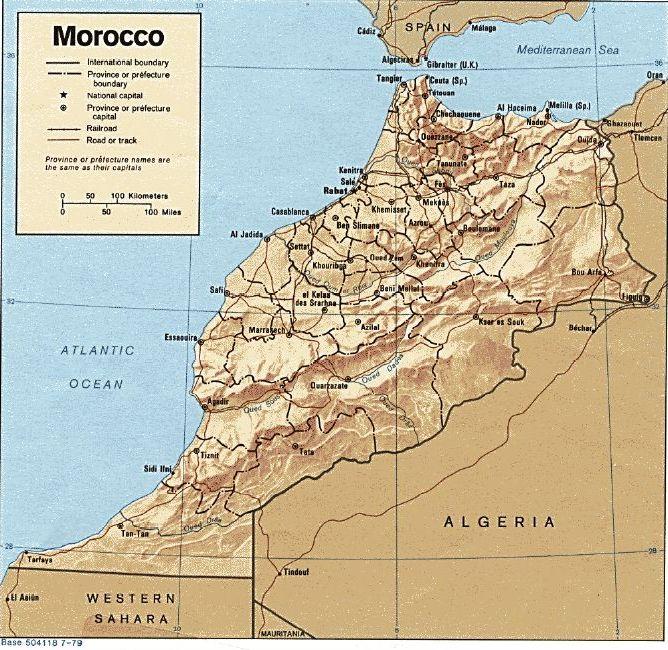 Cartina Fisica Del Marocco.Marocco Africa Settentrionale Africa Paesi Home Unimondo Atlante On Line