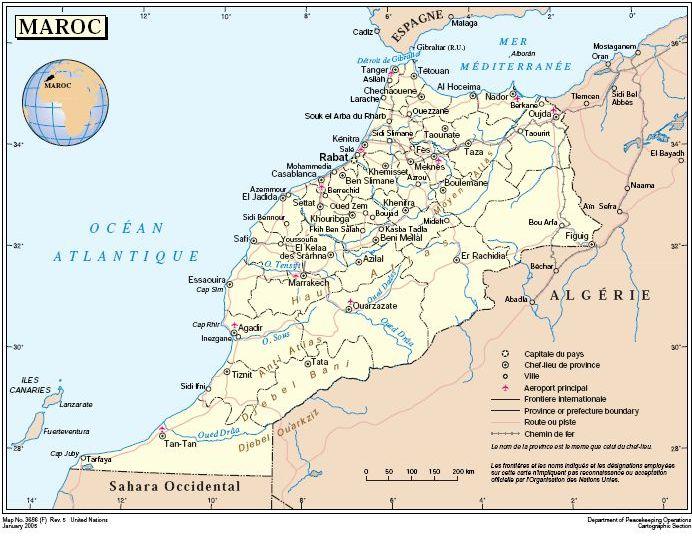 Cartina Geografica Marocco.Marocco Africa Settentrionale Africa Paesi Home Unimondo