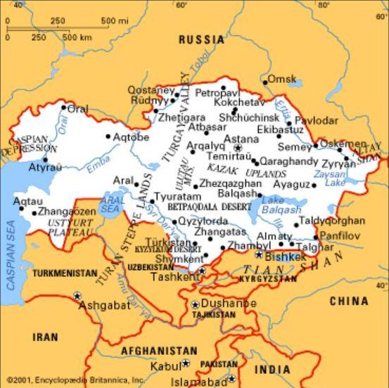 Kazakistan / Asia centrale / Asia / Paesi / Home - Unimondo ...