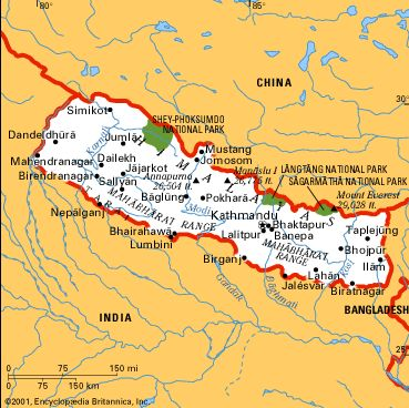 Cartina Dettagliata Del Nepal.Cartina Geografica Del Bangladesh Ardusat Org