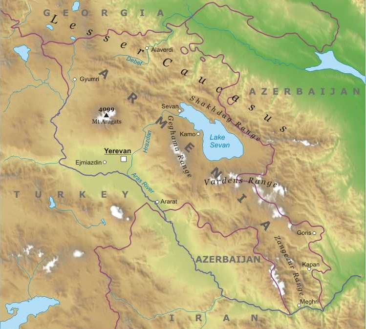 Armenia / Asia occidentale /