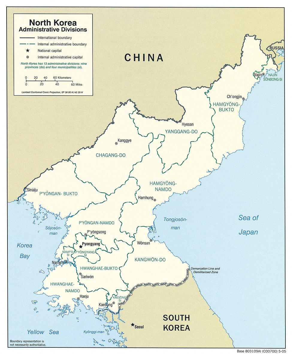 Corea Del Nord Asia Orientale Asia Paesi Home Unimondo