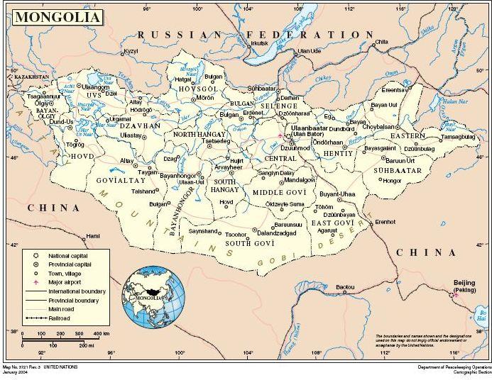 Cartina Geografica Della Mongolia.Mongolia Asia Orientale Asia Paesi Home Unimondo Atlante On Line